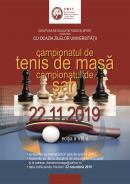 Campionat Tenis de masa si Sah